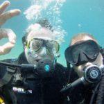 Schnuppertauchen bei Styria Guenis Diving Center